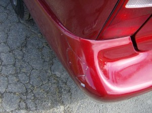 Bumper Damage