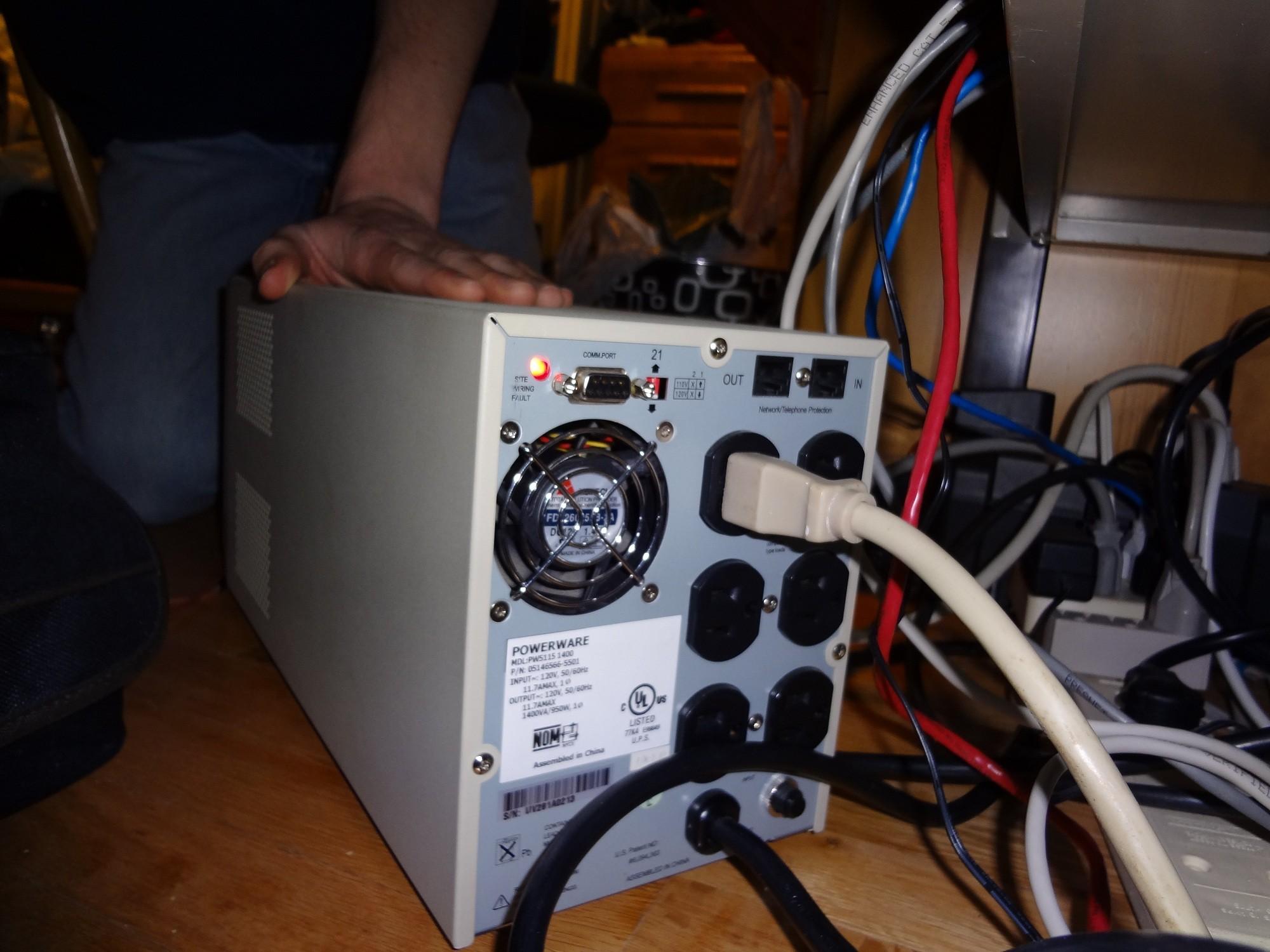 uninterruptible power supply blog dan joannis rh blog danjoannis com eaton powerware 5115 manual powerware 5115 service manual