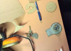 Cardboard Insulator