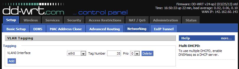 Bell Aliant FibreOP with a DD-WRT Router » Blog – Dan Joannis