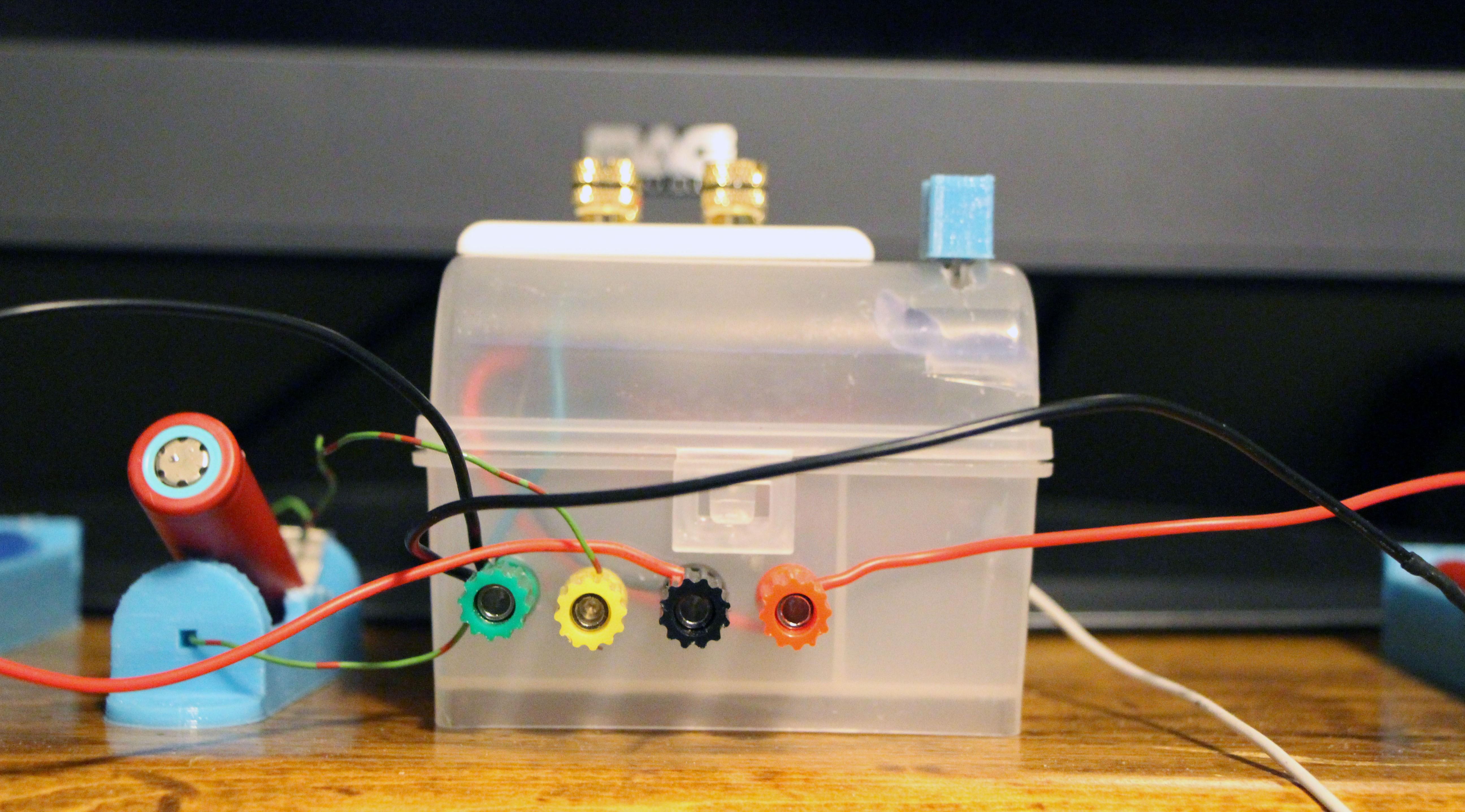 Homebrew Stereo Gainclone Amplifier » Blog – Dan Joannis